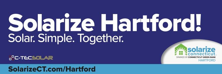 Solarize Hartford CTEC Logo